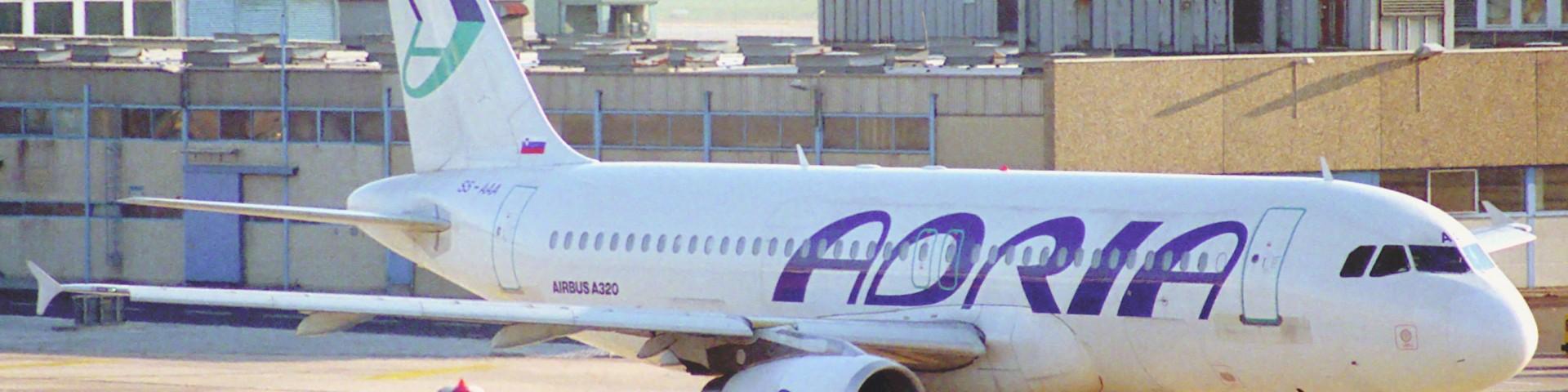 A320 Adria Airways