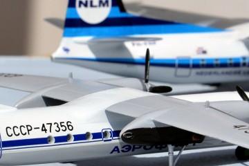 Модель Ан-24