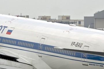 Boeing 777 Aeroflot