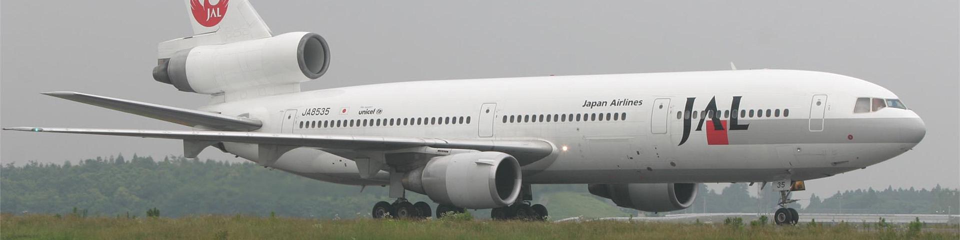 DC-10 JAL