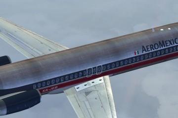 DC-9 AeroMexico