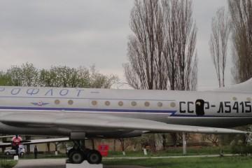 Ту-104Б Аэрофлот