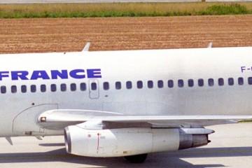 Boeing 737 Air France