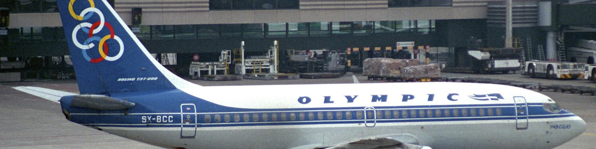 Boeing 737 Olympic Airways