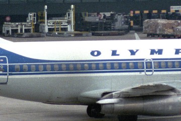 Boeing 737 Olympic Airways