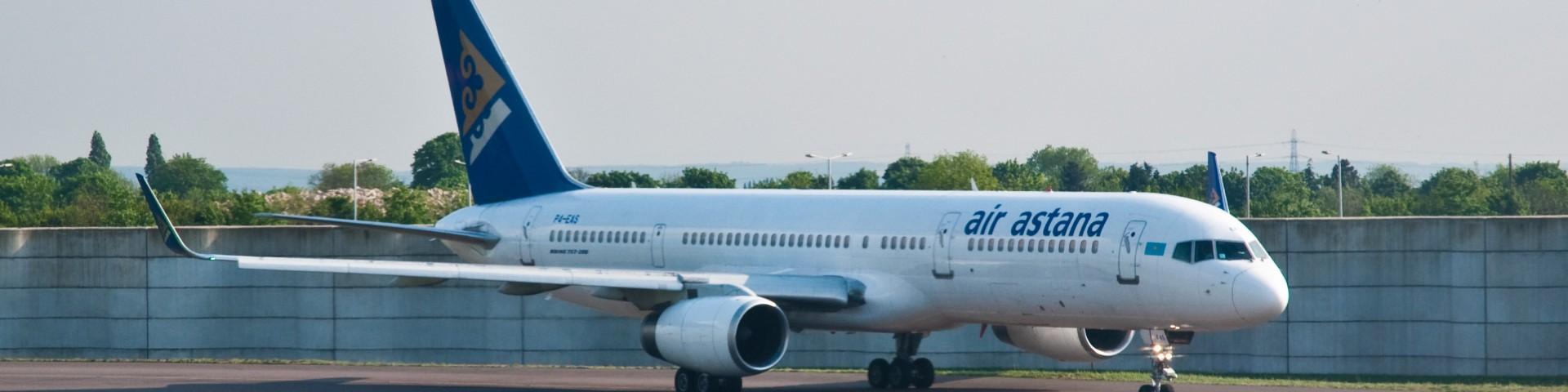Boeing 757 Air Astana