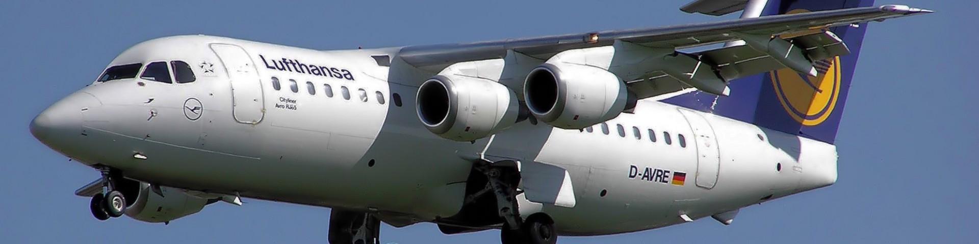 Avro 85 Lufthansa